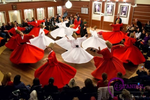 whirling dervish ceremony show ticket istanbul reservation