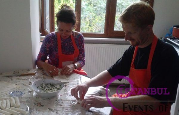 Home made cooking lesson with Locals in Istanbul