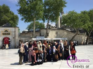 Muslim Islamic Sahaba Tombs Tour in Istanbul