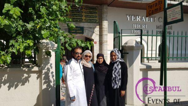 Muslim Islamic Sahaba Tombs Tour in Istanbul