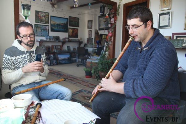 turkish music ney lesson istanbul
