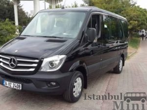 rent a minivan istanbul