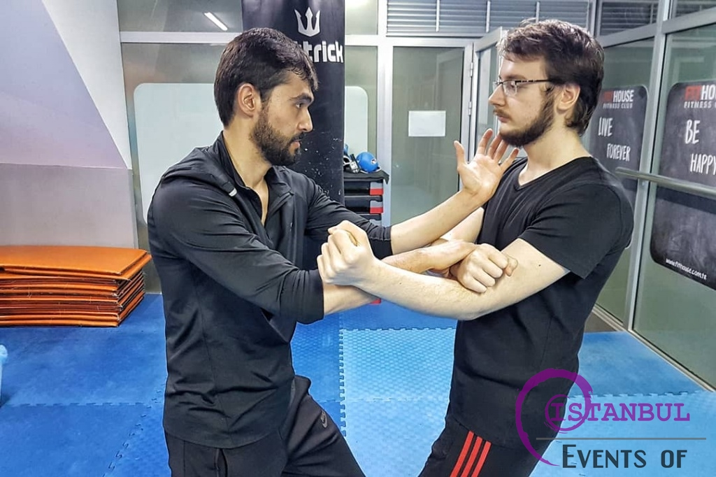 wing chun self defence private group classes lessons in istanbul