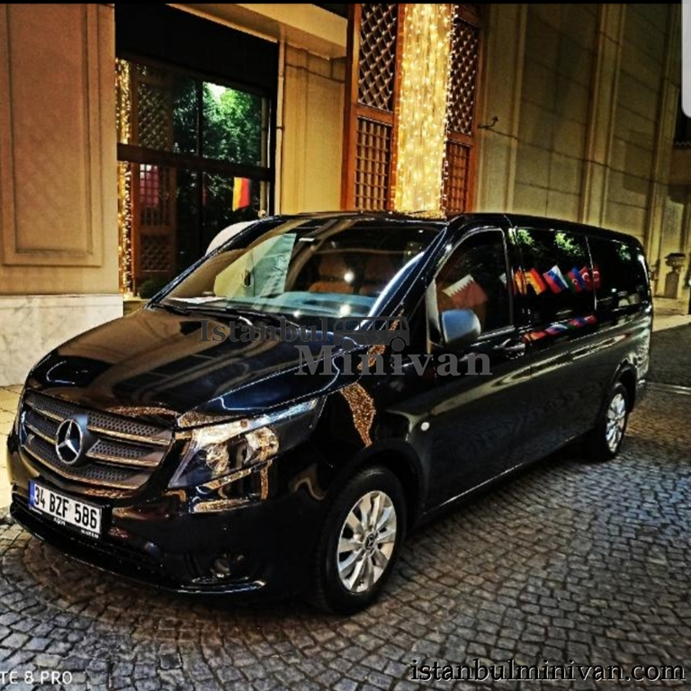 Rent a Car Service Istanbul and Turkey with Driver