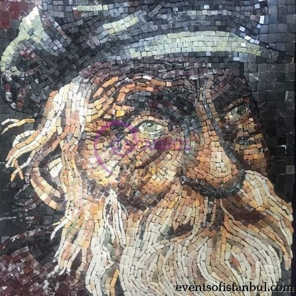 mosaic lesson workshop masterclass sultanahmet istanbul