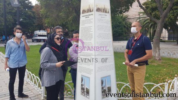 treasure hunt scavenger team building games in istanbul