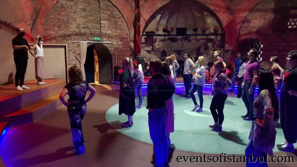 turkish folk dance bellydance lesson workshop masterclass istanbul turkey